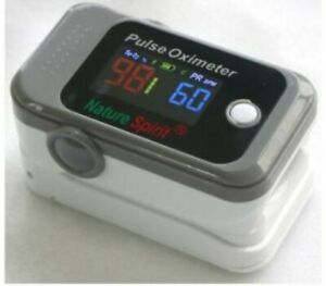 Simpro Fingertip Pulse Oximeter ox With Oled Display Oxygen And Pulse Reader