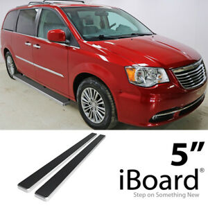 Iboard Running Boards 5 Inches Fit 11 20 Dodge Grand Caravan