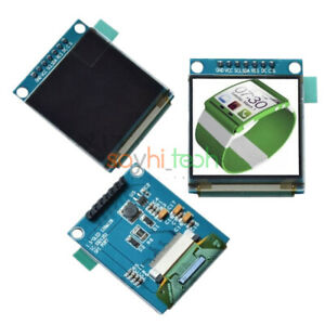 1 2 5pcs 1 5 Inch Spi Oled Display Lcd Module Full Color Ssd135 For Arduino