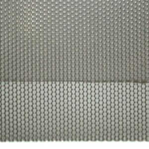 5 32 Round Hole On 3 16 Staggered 20 Ga Stainless Perforated Sheet 12 X 24