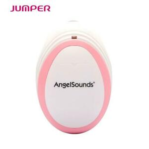 Angelsound Jumper Jpd 100smini Fetal Doppler Baby Monitor