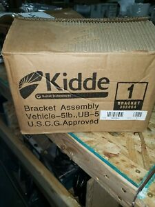 C16 open Box kidde 408 368064 Fire Extinguisher Bracket 5 Lb