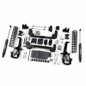 Zone Offroad D21n 6 Inch Suspension Lift Kit For 2012 Dodge Ram 1500 New