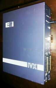 Used Esi Ivx All in one Telephone System Initialized To Factory Settings