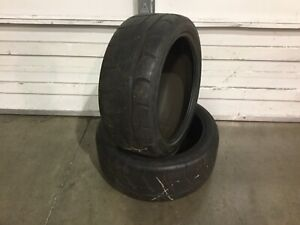 New Old Stock Nitto Nt01 P225 40zr18 Summer Tires Competition