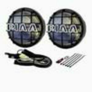 Piaa 520 Series 6 Inch Yellow Halogen Fog Light Kit 5291