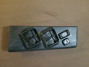 1998 2002 Isuzu Trooper Master Window Door Lock Switch Oem 897122 8491