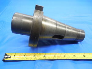 Nmtb50 1 2 Dia Solid End Mill Tool Holder 2 1 4 Projection 50 1 2 5 50 500