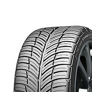Bfgoodrich G force Comp 2 A s Plus 235 45r17 97w Bsw All season Tire