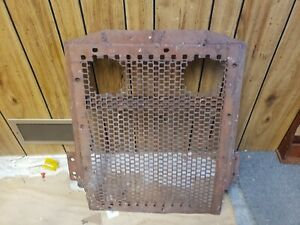 Vintage Car Truck Rat Rod Grill Steam Punk Rod Grille Mad Max Mancave
