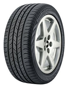 2 New Continental Contiprocontact 84h Tires 1954516 195 45 16 19545r16