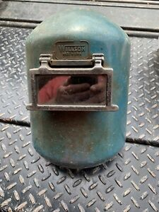 Vintage Willson Welding Safety Helmet