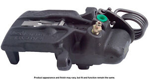 Disc Brake Caliper Unloaded Caliper Rear Right Reman Fits 94 98 Ford Mustang