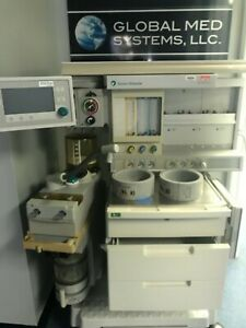 Datex ohmeda Aestiva 5 7900 Anesthesia Machine Software Version 4 8