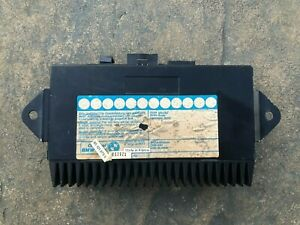 Bmw E30 E28 E24 E23 Factory Premium Sound Amplifier Amp 1978 91 Blaupunkt