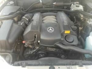 2000 Mercedes E320 3 2 Engine Assembly Rwd