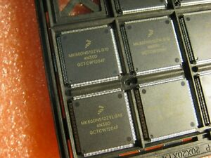 Mk60dn512zvlq 10 Lot Of 2 Nos Mcus From Freescale