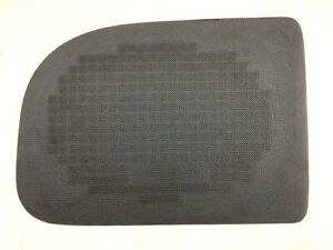94 97 Accord Grille Right Rear Speaker Cover Lid Tray Panel Trim Bezel Gray Oem
