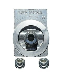 Napa 4770 Wix 24770 Diesel Fuel Filter Mounting Base For Cat 1r 0749 Or 1r 0750