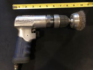 Blue Point At3000 3 8 Capacity Reversible Air Drill With Keyless Chuck