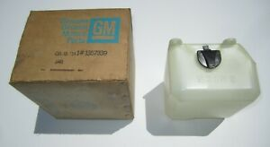 1963 Buick Special Skylark Washer Jar With Cap Nos Original Oem 1357339