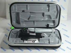Welch Allyn 3 5v Streak Retinoscope With Dry Battery Handle In Case 18240
