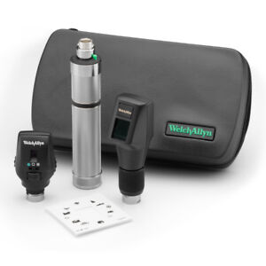 Welch Allyn 3 5v Streak Retinoscope Ophthalmoscope Rechargeable Handle