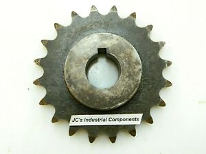 Sprocket 100 Pitch 20 Tooth 2 Bore Martin 100b20