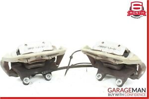07 14 Mercedes W221 S63 Cl63 Amg Rear Left And Right Brake Caliper Set Oem