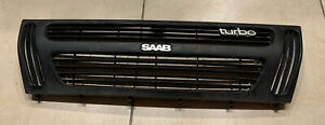 Saab 900 C900 1984 Oem Front Grill Grille Nice Turbo Complete Rare