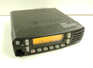 Kenwood Tk 8180 Uhf Mobile 25w 128ch 400 470 Mhz Gmrs amateur W Accessories