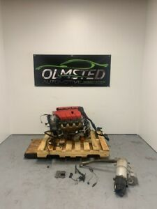 Ls7 7 0 427 Engine Pullout 505hp 65k Miles Dry Sump Warranty Run Video Inside
