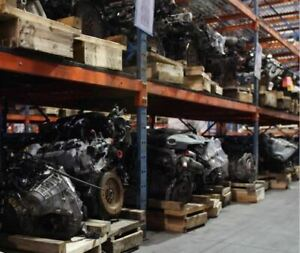 Mirage 2017 Engine Assembly 3438628