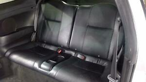 02 06 Acura Rsx Graphite Leather Type D Rear Seat Assembly