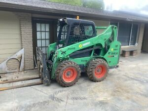 Bobcat Skid Steer S530 Excellent