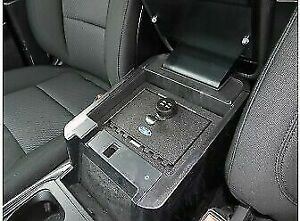 2018 2020 Ford Expedition Combination Lock Console Gun Safe New Vfl3z 2806202 A