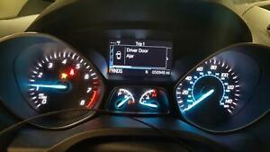 Ford Escape Speedometer Cluster W Message Center Mph 16