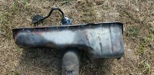 Chevy 235 261 Late 55 57 Oil Pan Pickup
