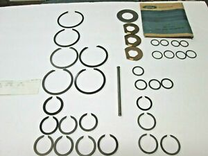 Nos 1956 57 T bird 1956 62 Ford 1960 62 Fairlane S t Small Parts Repair Kit