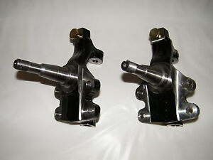 Gm Drop Spindles 2 A F X Body Chevelle Camaro Nova Disc Brake Spindles