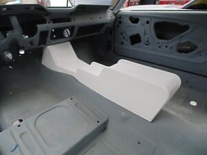 67 68 Mustang Fastback coupe Shifter Center Console Restomod Protourng Gt