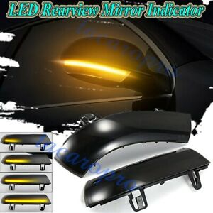 Led Turn Signal Light Rear View Mirror Dynamic for Vw Golf 5 Jetta Mk5 Passat