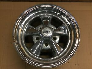 14x7 Crager Ss Wheel Uni Lug 4 25 Backspacing