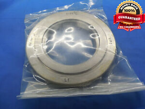 New 2 11 1 2 Npt L1 Pipe Thread Ring Gage 2 0 2 00 11 5 N p t L 1 Alameda
