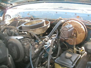 77 460 Motor Complete Ford F 250 With Manual 4 Speed With T Case 4x4 Big Block