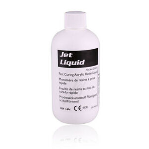 Lang Acrylic Tooth Jet Denture Repair Liquid 1 Quart 946ml 1406