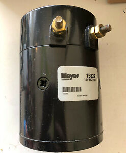 Meyer Plows Pump Motor 12v 15727