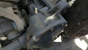 Front Differential Carrier 96 1996 Ford Explorer 3 73 Gear Ratio
