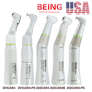 Being Dental 4 1 Reducation Contra Angle Handpiece Endo Prophy Nsk Kavo Intra