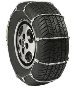 Radial Tire Chains By Scc Sc1040 Cables For 15 16 17 And 18 Inch Rims New